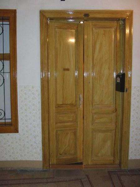 Holz Stein Immitation
